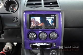 Dodge Challenger Audio