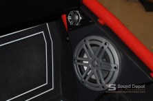 Polaris Slingshot Audio