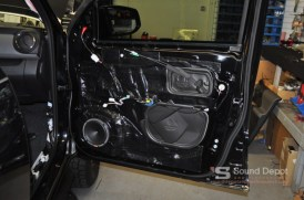 Toyota Tacoma Audio