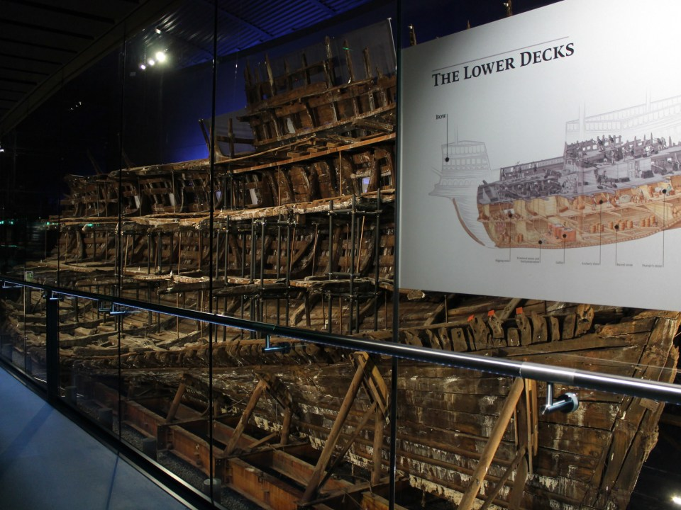 Sound-Directions---Mary-Rose-Museum-Image-2
