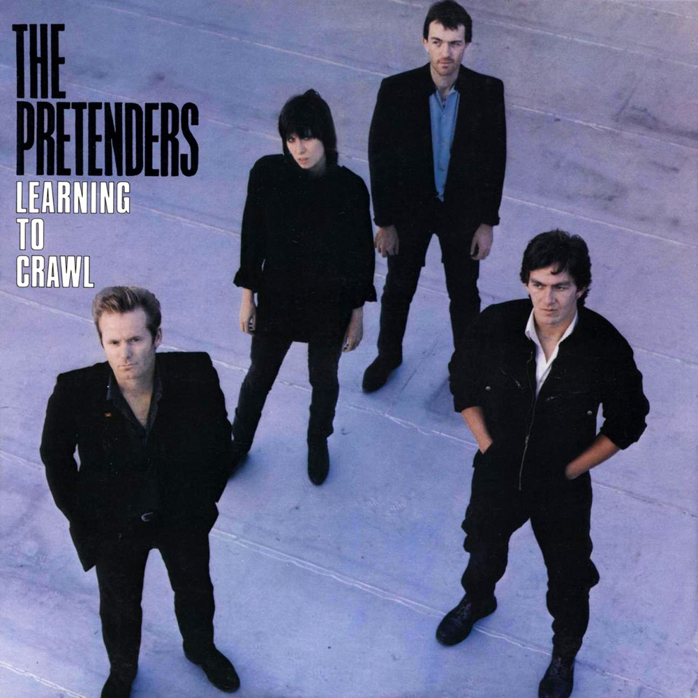 Image result for learning to crawl pretenders
