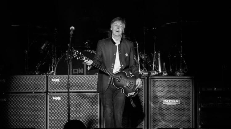 Paul McCartney – Suncorp Stadium, Brisbane. 9/12/17.