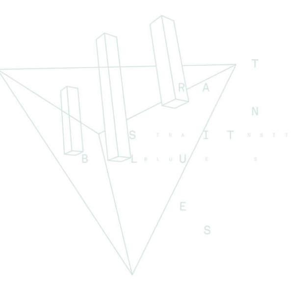 The Devil Wears Prada - Transit Blues Album Art (2016)