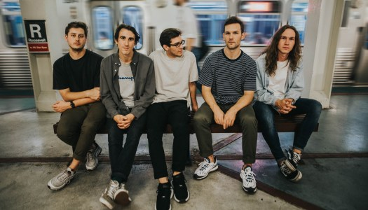 """Knuckle Puck Release Music Video for """"Gone"""""""
