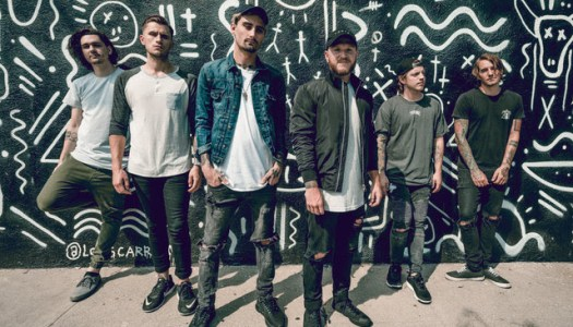 "We Came As Romans Premiere Video for ""Foreign Fire"""
