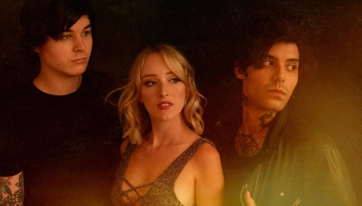 """Thrillchaser Release Lyric Video For, """"Wildflower"""""""