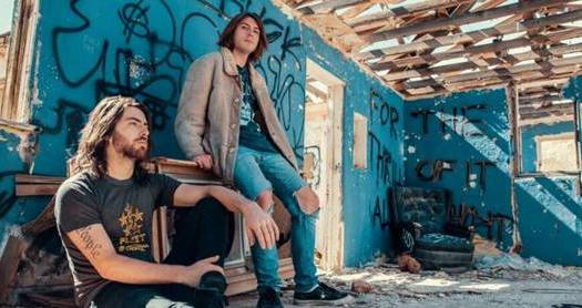 """The Dose Release New Track + Music Video """"Vervain"""""""