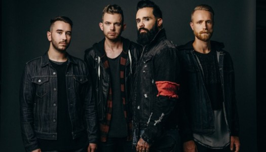 Introducing Fight The Fury — New Project By Skillet's John Cooper