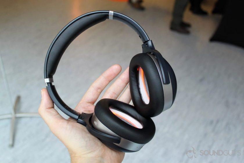 Beyerdynamic Lagoon ANC headphones from IFA 2018.
