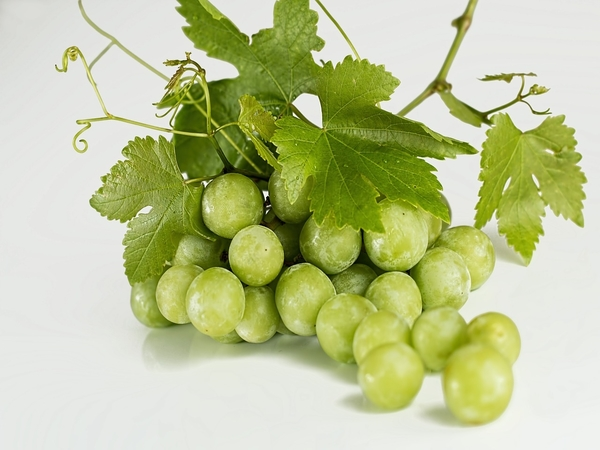 17 Amazing Health Benefits Of Eating Green Grapes - Sound Health and  Lasting Wealth