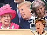 Trump talks to Queen Elizabeth after leak revealed...