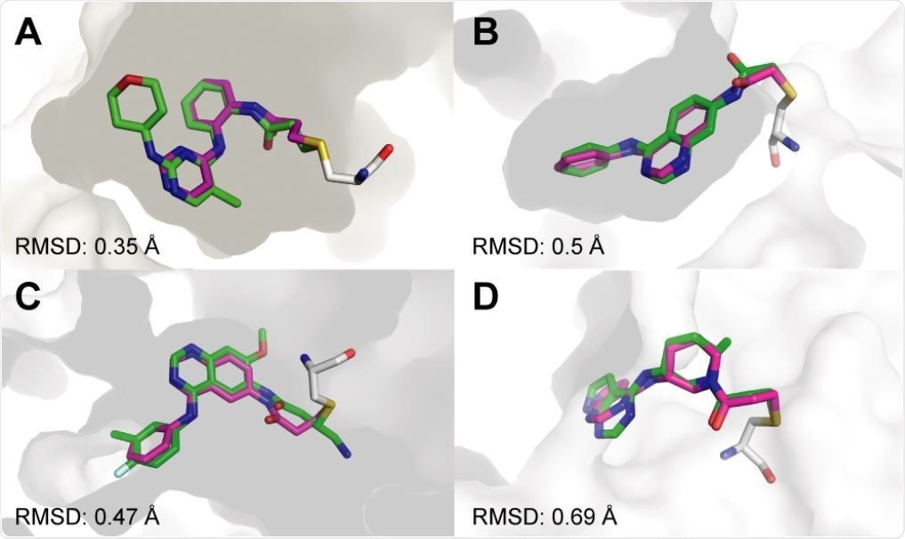 Automated computational protocol identifies potential SARS-CoV-2 MPro inhibitor...