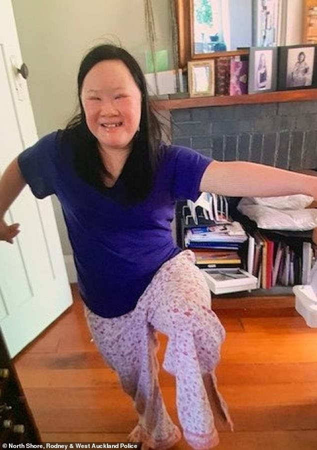 Woman with Down's syndrome murdered during morning walk inNew Zealand.