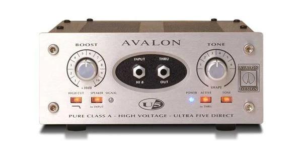 AVALON DESIGN ( アバロンデザイン ) / U5 SILVER