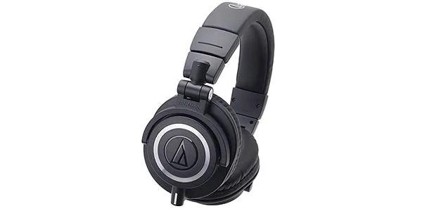 サウンドハウス audio technica (オーディオテクニカ)ATH-M50x ブラック密閉型ヘッドホン ¥19,180 税込送料無料