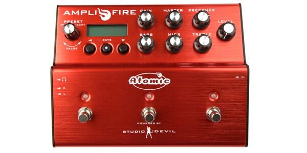 ATOMIC ( アトミックアンプ ) / AMPLIFIRE