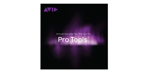 AVID / Annual Upgrade Plan Renewal for Pro Tools