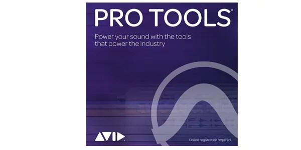 サウンドハウスAVID (アビッド)Pro Tools 永続ライセンス版DAW(シーケンスソフト)¥76,464 税込