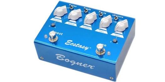 Bogner Ecstasy Blue サウンドハウス