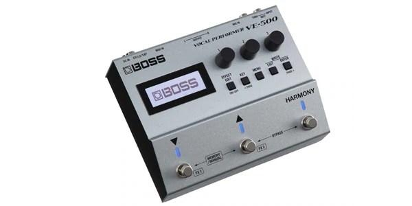 BOSS ( ボス ) / VE-500