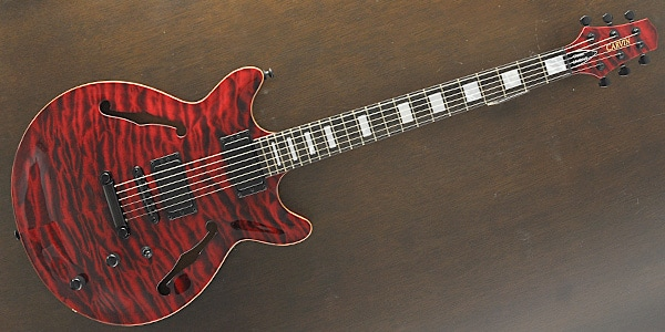 CARVIN ( カービン ) / FG1 Deep Red Quilt