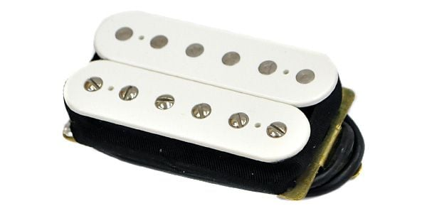 DIMARZIO / DP155 F-SPACE WHITE