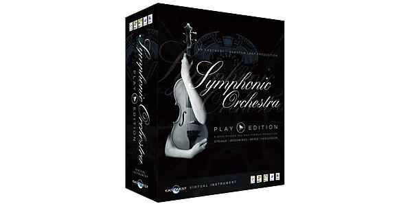 EAST WEST / Symphonic Orchestra Platinum Plus Complete Mac版