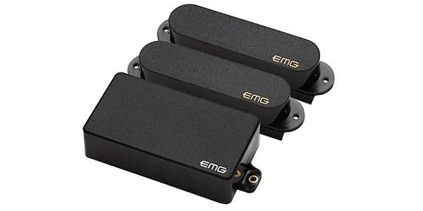 EMG / SA/SA/81 Black