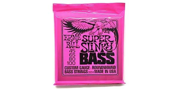 ERNIEBALL ( アーニーボール ) / Super Slinky Bass