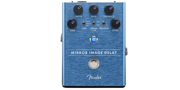 FENDER ( フェンダー ) / MIRROR IMAGE DELAY PEDAL