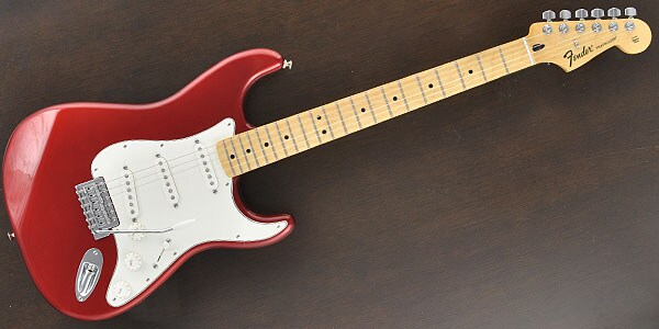 FENDER ( フェンダー ) / Standard Stratocaster Upgrade Candy Apple Red