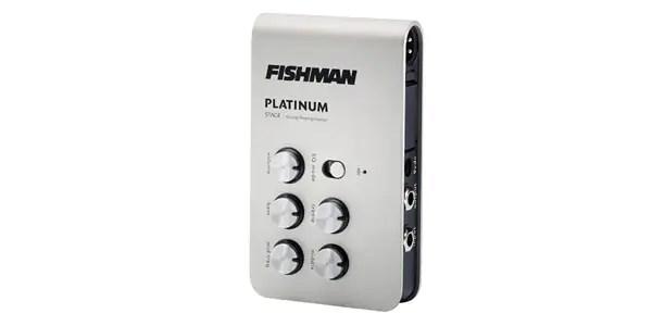 ヘッドルームの広いクラスAプリアンプ(ディスクリート回路)を搭載し、高い忠実度と低歪みを実現したアコギ用プリアンプです。また、スイッチの切り替えで、アコースティックまたはエレキ・ベース用プリアンプとしても使用できます。
