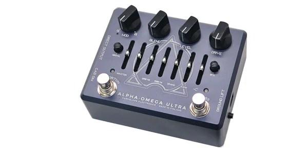 DARKGLASS ( ダークグラス ) / Alpha・Omega Ultra