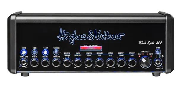 HUGHES&KETTNER ( ヒュースアンドケトナー ) / Black Spirit 200 ギターアンプヘッド