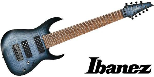 IBANEZ ( アイバニーズ ) / RGIR9FME-FDF 9弦ギター