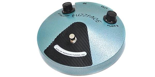 サウンドハウス:JIM DUNLOP ( ジムダンロップ ) / JHF1 Jimi Hendrix Fuzz Face Distortion