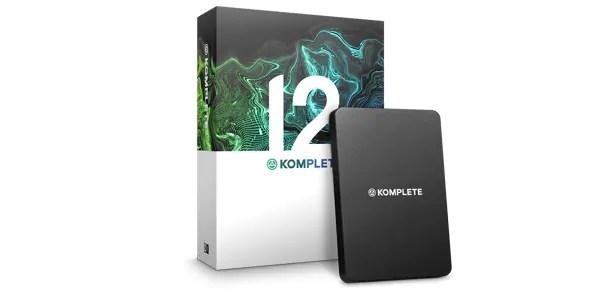 Native Instruments / KOMPLETE 12