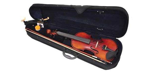 PLAYTECH ( プレイテック ) / PVN344 バイオリン 4/4 【5,280円~!】安いヴァイオリン特集!バイオリンが1万円以下から買える!安いので始めてみたい・初心者にオススメ!【アコースティック・エレキヴァイオリン】