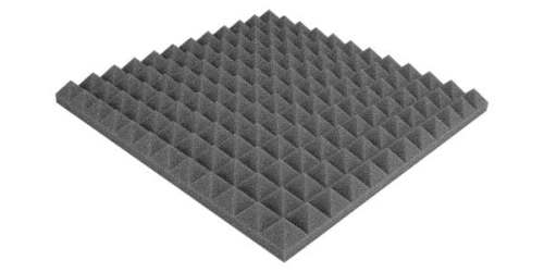 SONEX ( ソネックス ) / PYR2 CHARCOAL 吸音材 1枚 61cm 正方形