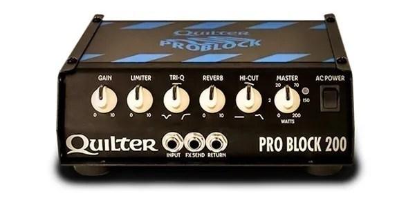 Quilter ( クイルター ) / PRO BLOCK 200-HEAD