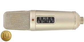 サウンドハウス RODE (ロード)NT2-Aラージダイアフラム/コンデンサーマイク 37,584円