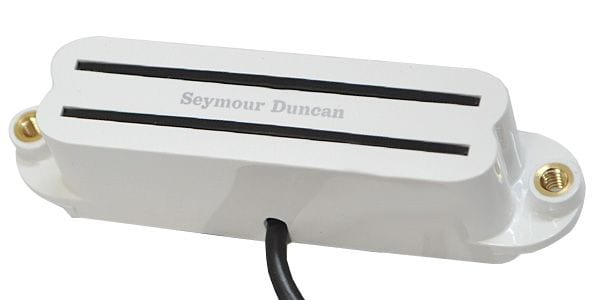 SEYMOUR DUNCAN ( セイモアダンカン ) / SHR-1b Hot Rails Strat Bridge White