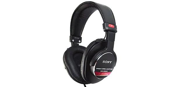 SONY ( ソニー ) / MDR-CD900ST 密閉型スタジオモニターヘッドホン