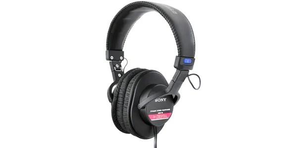 SONY ( ソニー ) / MDR-V6 モニターヘッドホン