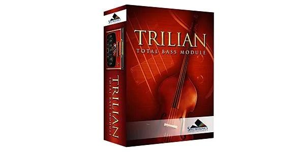 SPECTRASONICS ( スペクトラソニックス ) / Trilian (USB Drive)ベース音源 プラグインソフト