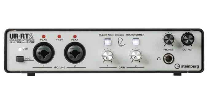 サウンドハウス STEINBERG (スタインバーグ)UR-RT2 USBオーディオインターフェイス¥37,789円送料込み