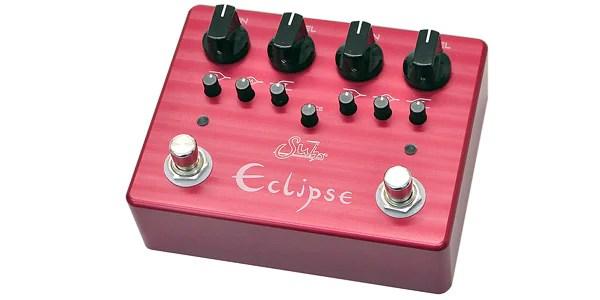 SUHR ( サー ) / Eclipse ギター用エフェクター ディストーション