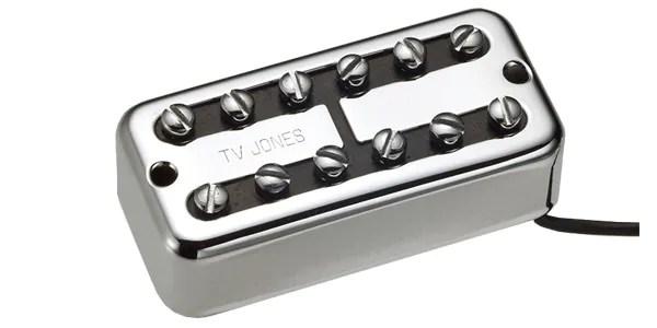 TVJONES ( ティーヴィージョーンズ ) / Power Tron Plus Nickel Universal Mount