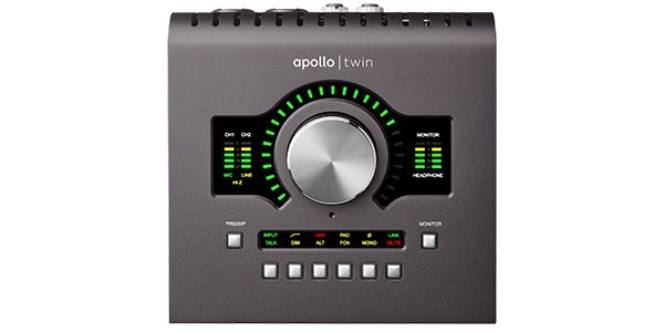 UNIVERSAL AUDIO ( ユニバーサルオーディオ ) / APOLLO TWIN MKII QUAD