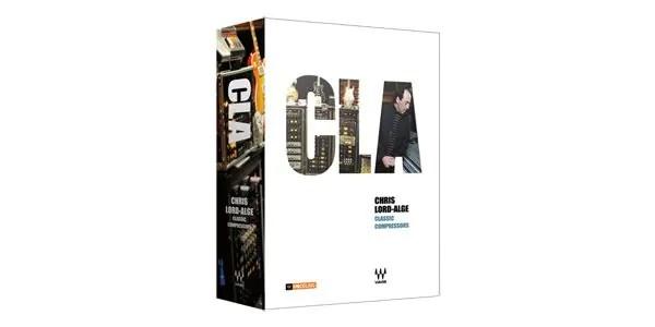 WAVES / CLA Classic Compressors